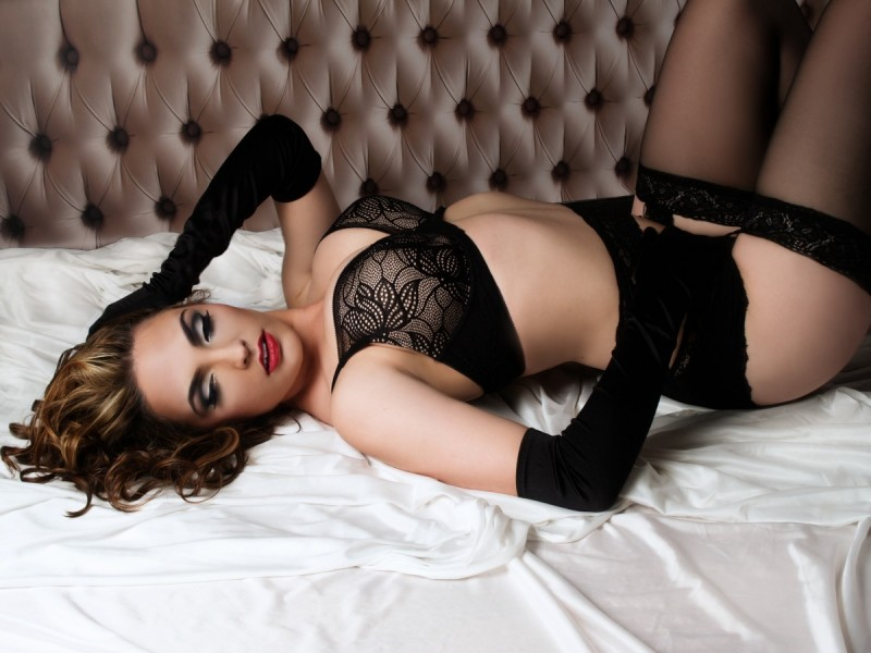 Glamour Shots Boudoir Photography