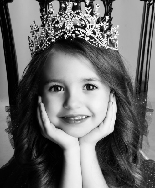 Glamour Shots Kids Photography Princess