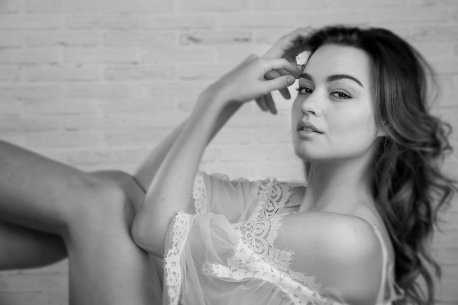 Boudoir Photography and Pin-up Photography | Glamour Shots