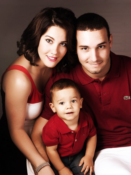 Glamour Shots Family Photography