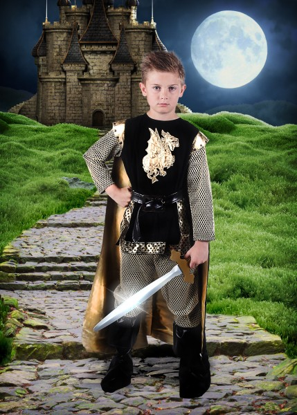 Glamour Shots Fairy Tale knight