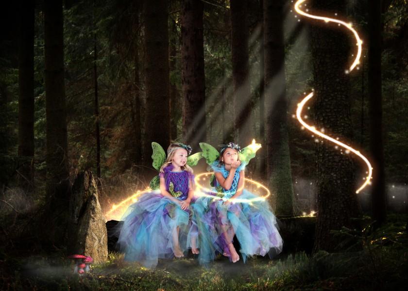 Glamour Shots Fairy Tale