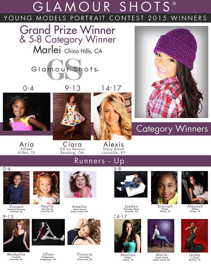 YoungModelSearch_Winners