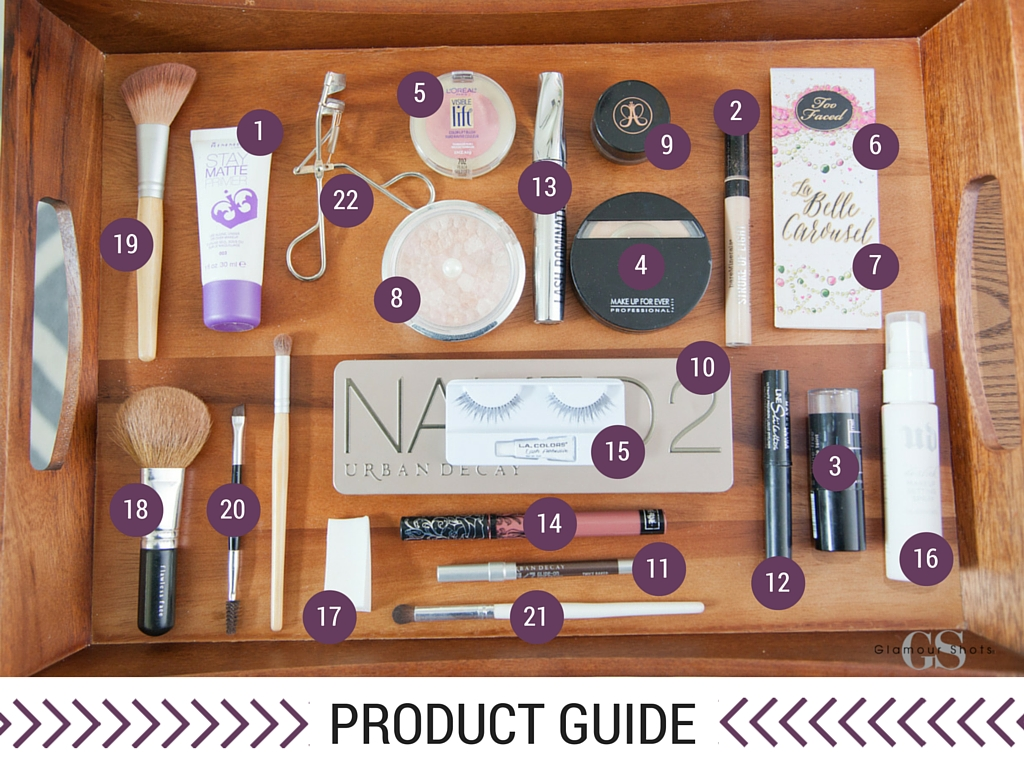 24 Hour Makeup Transition Products