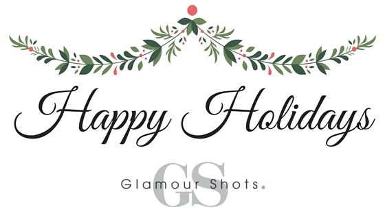 Happy Holidays from Glamour Shots