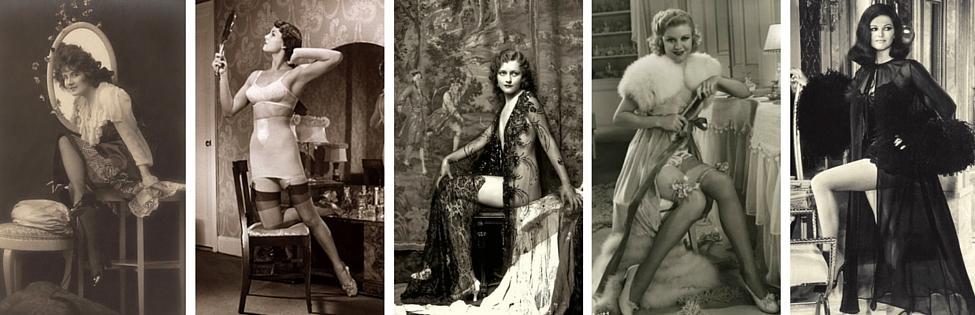 Glamour Shots - Vintage Boudoir