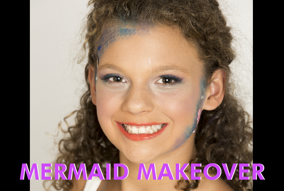 Mermaid Makeup Step by Step Guide slide4