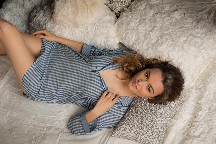 boudoir portraits Glamour Shots