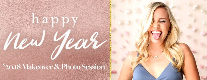New Years Photo Session Special