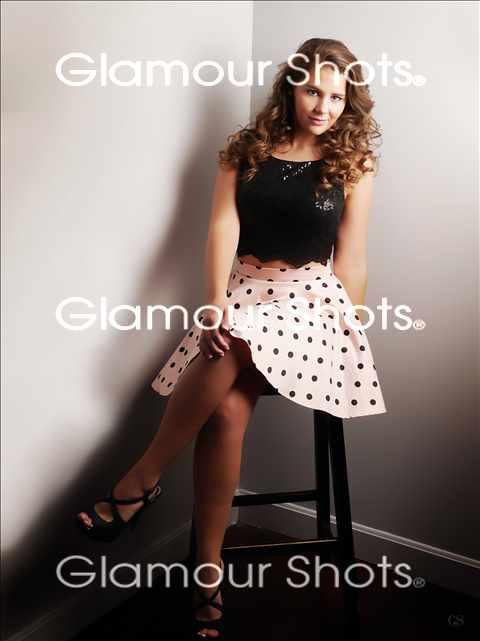 Rebekah Glamour Shots